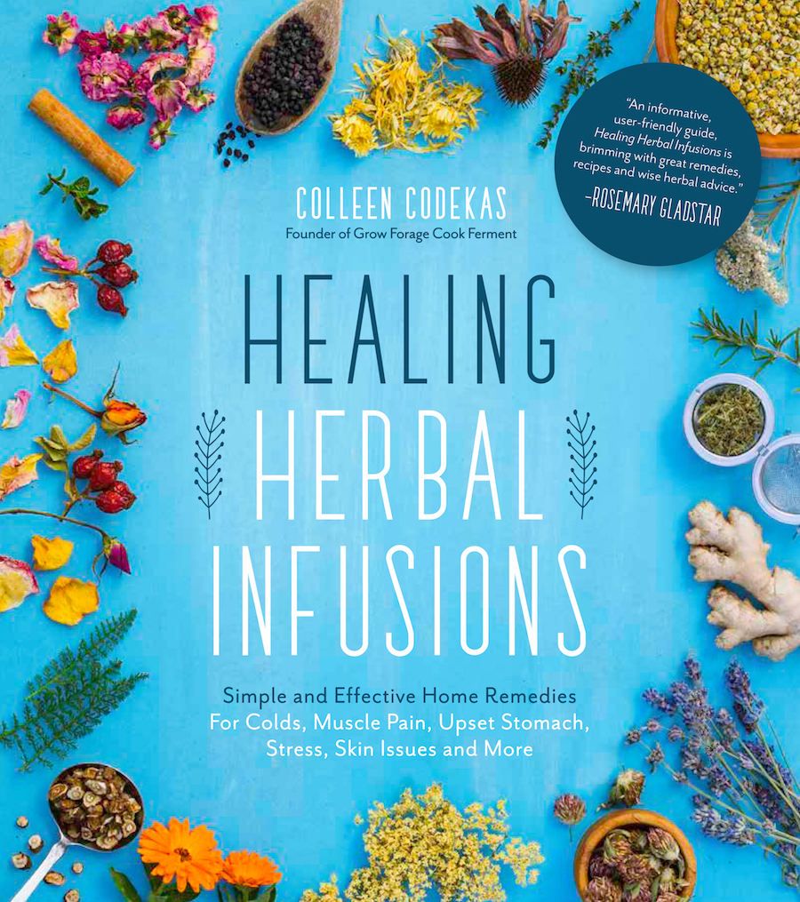 Herbal infusions for beginners! Find lots of nourishing recipes you can make to boost your health. Start learning how to make your own today.